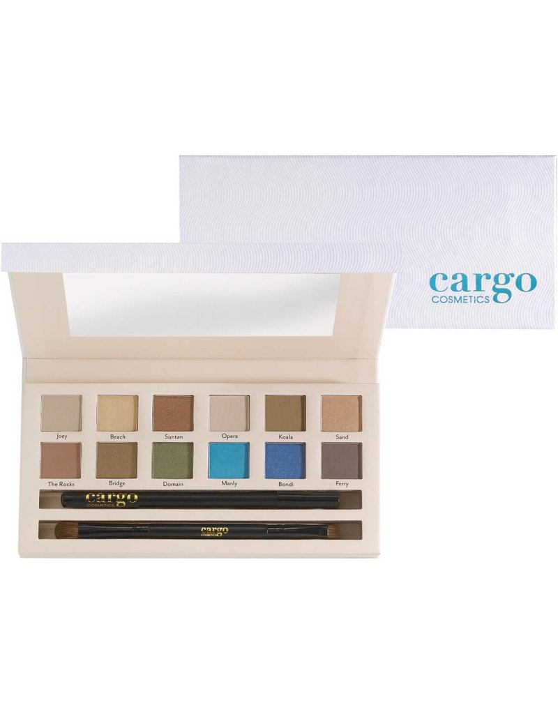 Cargo Cosmetics Land Down Under Palette