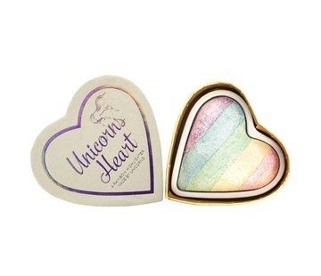 Makeup Revolution Hearts - Unicorns Heart