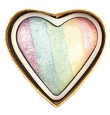 Makeup Revolution Hearts - Unicorns Heart - Regenboog Highlighter