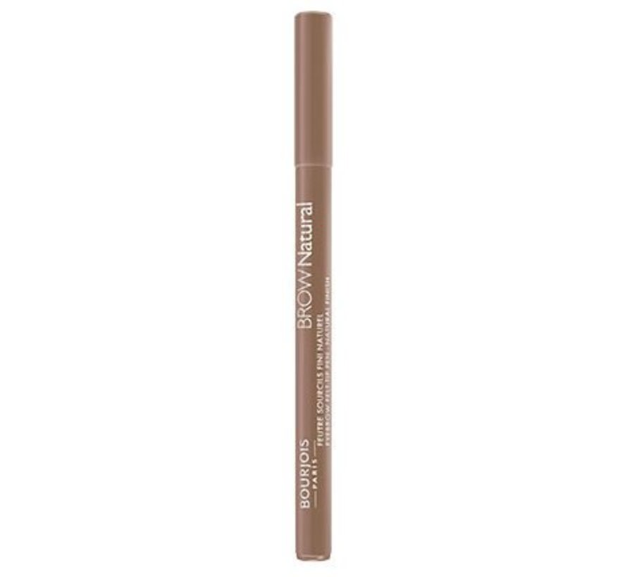 Brow Natural Pen - Chatain