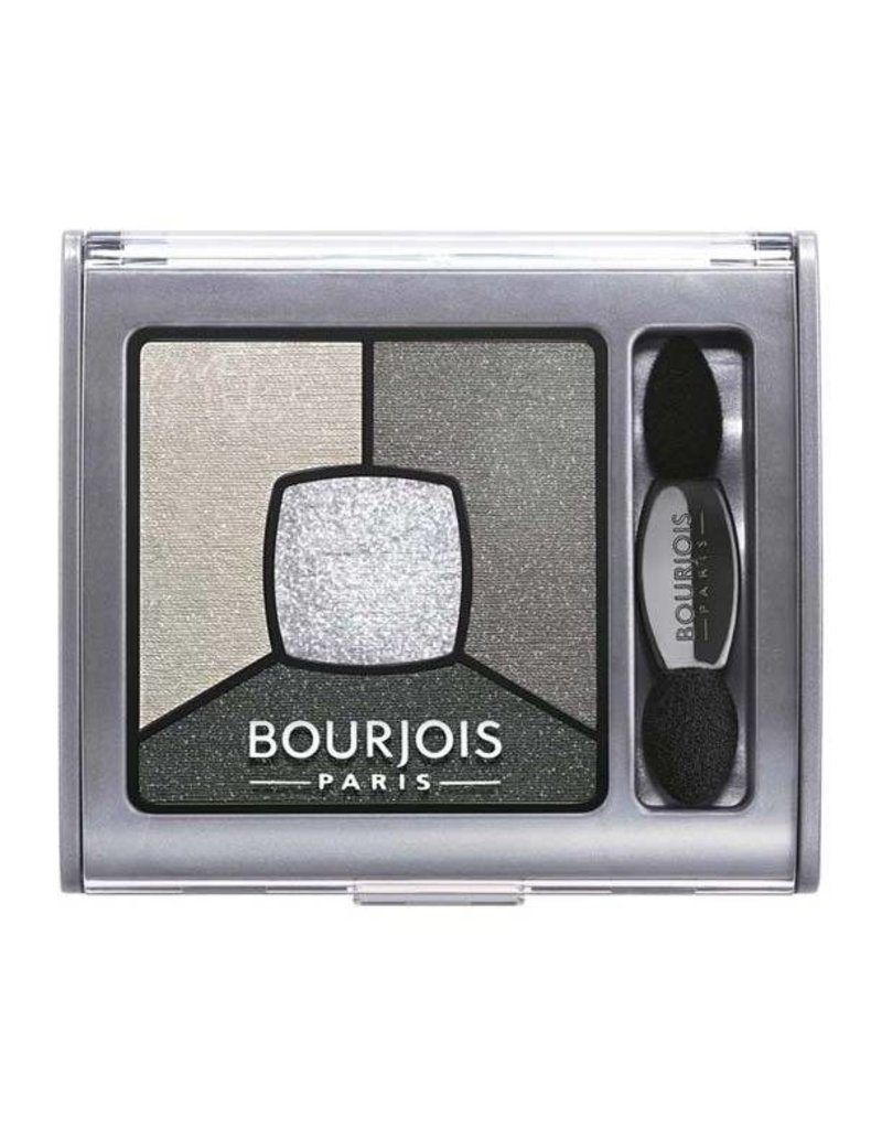 Bourjois Smoky Stories - 3 I Love Blue