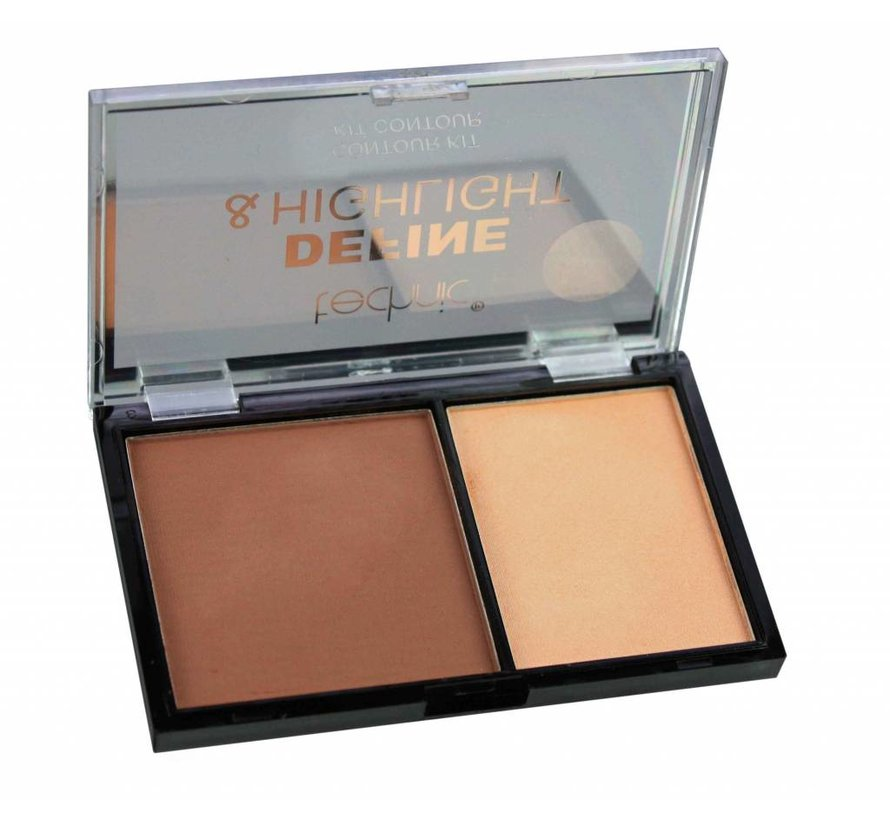 Define & Highlight Contour Kit - Mocha