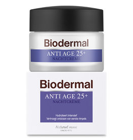 Biodermal Anti-Age 25+ Nachtcreme