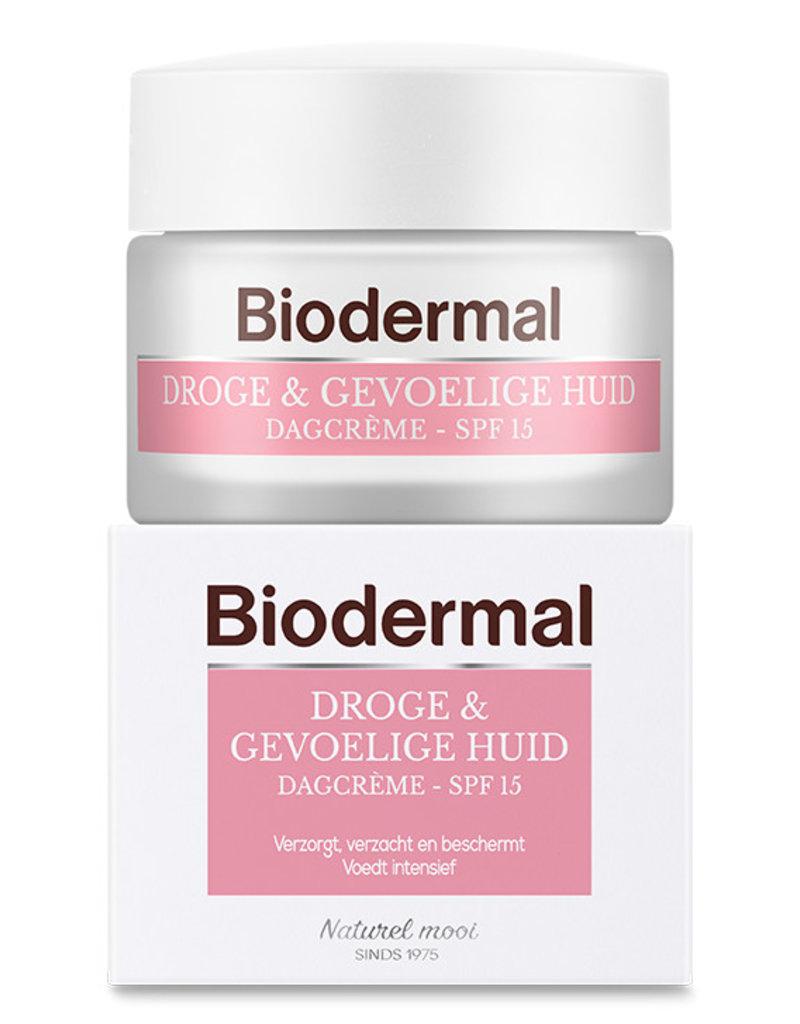 Biodermal Droge & Gevoelige Huid Dagcreme