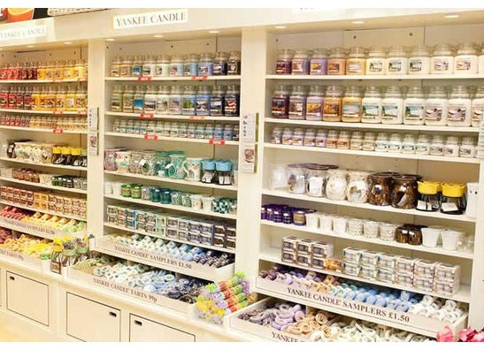 Alle Yankee Candle Producten