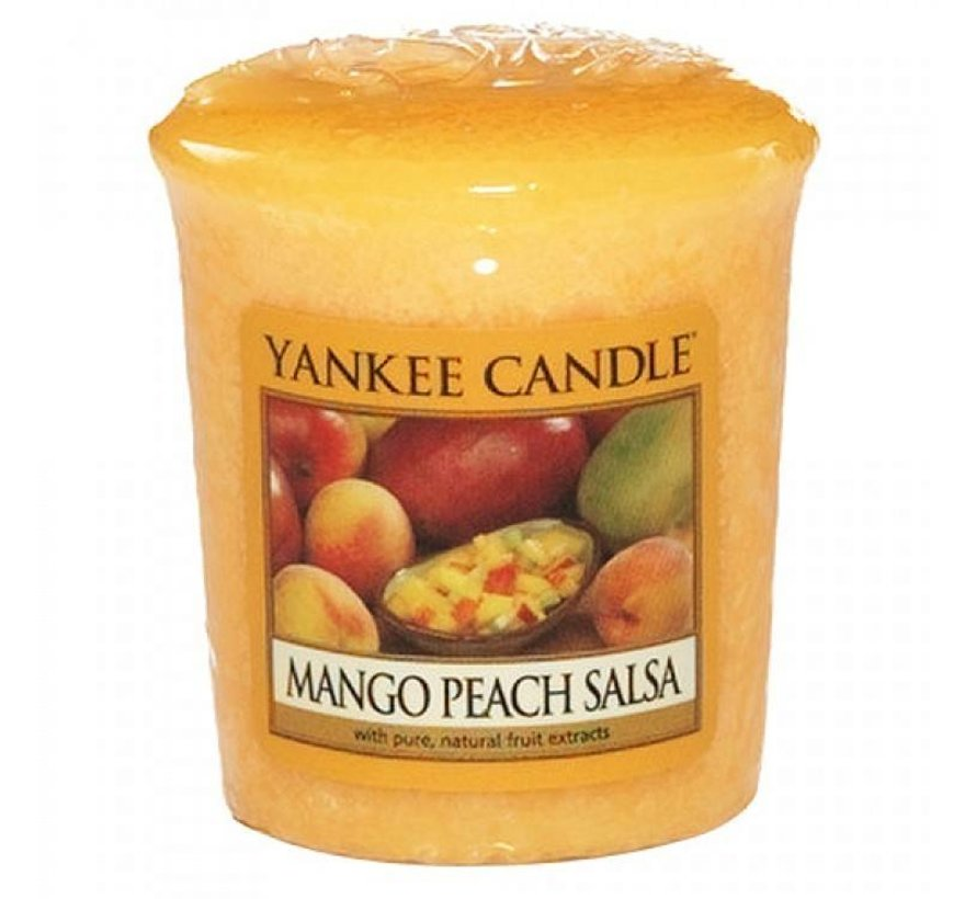 Mango Peach Salsa - Votive