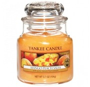 Yankee Candle Mango Peach Salsa - Small Jar