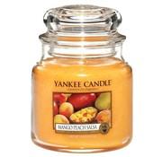 Yankee Candle Mango Peach Salsa - Medium Jar