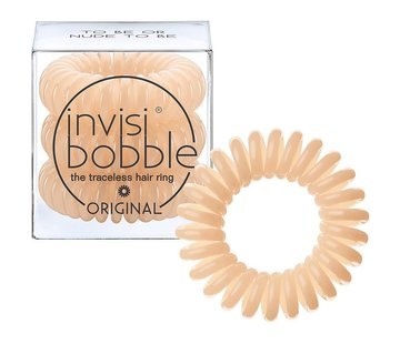 Invisibobble - To Be or Nude to Be 3 Pack