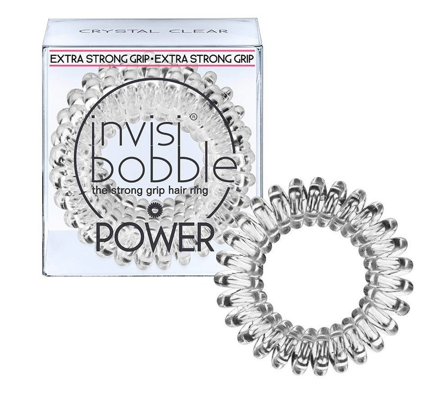 - Power Crystal Clear 3 Pack