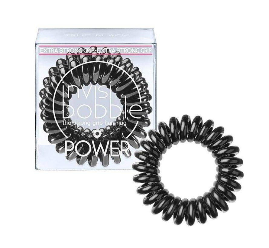 - Power True Black 3 Pack