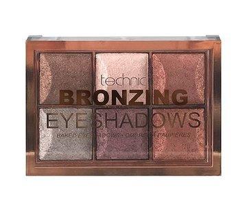 Technic Bronzing Baked Eyeshadows