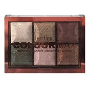 Technic Colourmax Baked Eyeshadows Cappuccino