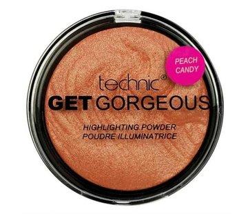 Technic Get Gorgeous Highlighter - Peach Candy