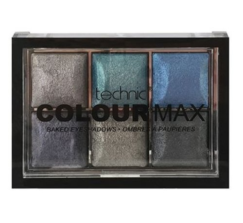 Technic Colourmax Baked Eyeshadows - Rolling In It