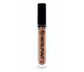 W7 Make-Up Metal Pout Matte Lips - Blaze
