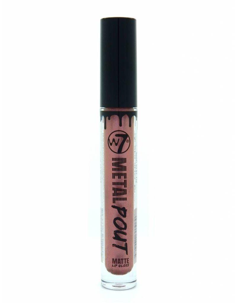 W7 Make-Up Metal Pout Matte Lips - Goldilocks
