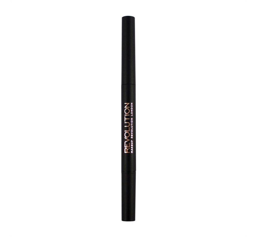 Duo Brow Pencil - Medium Brown