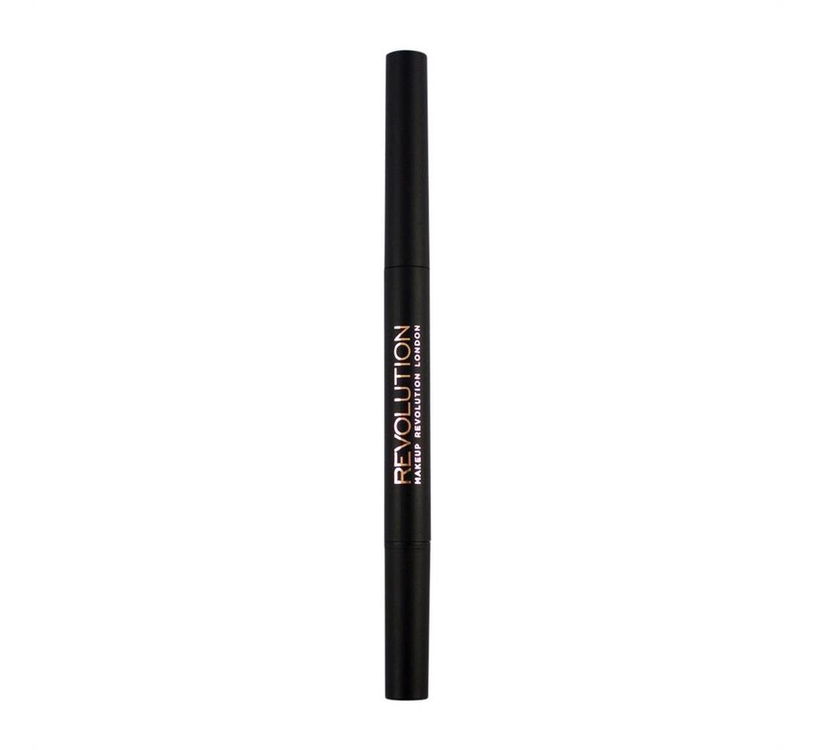 Duo Brow Pencil - Dark Brown