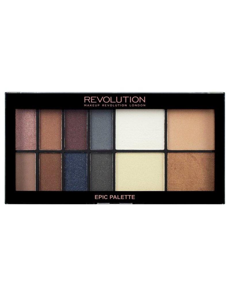 Makeup Revolution Epic Night Palette