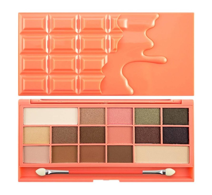I Heart Chocolate & Peaches Palette