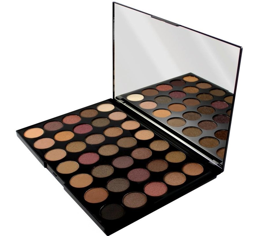Pro HD Palette Amplified - Luxe