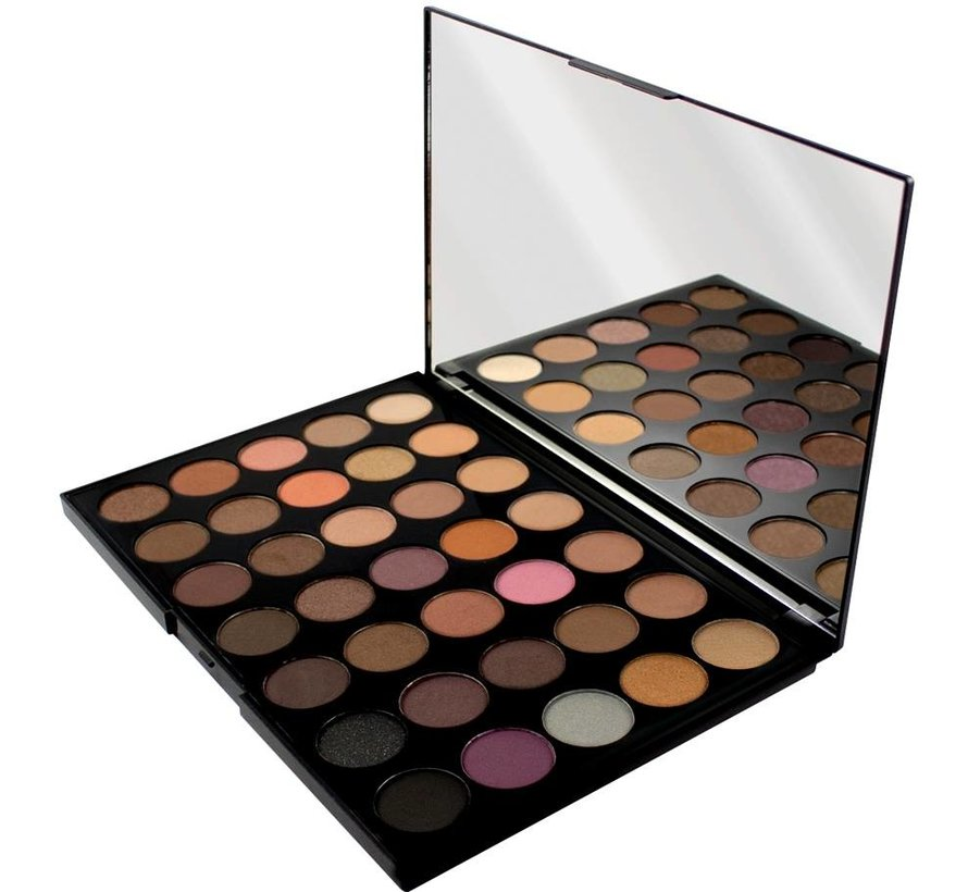Pro HD Palette Amplified - Neutrals Warm