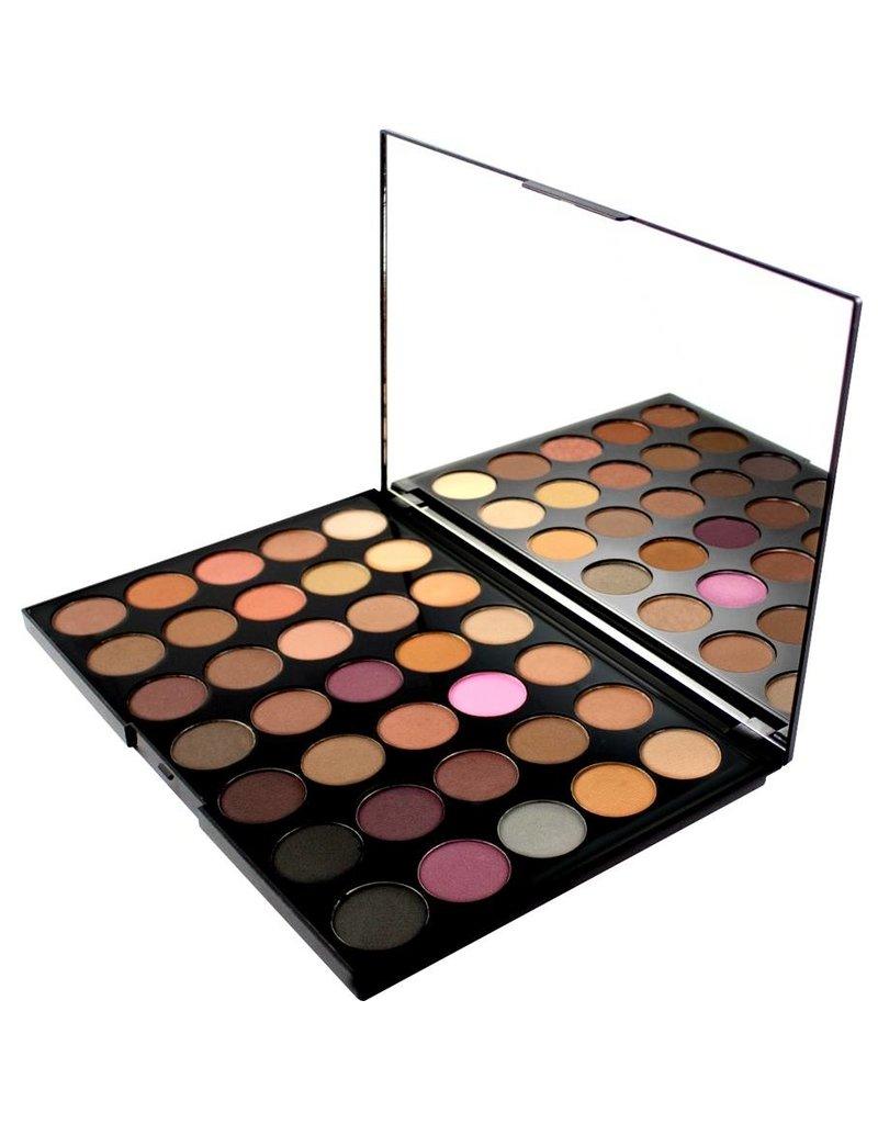 Makeup Revolution Pro HD Palette Amplified - Neutrals Cool