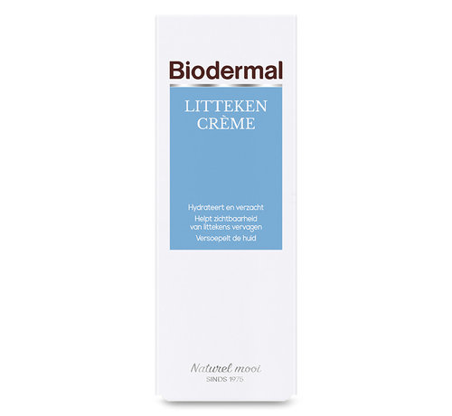 Biodermal Littekencrème