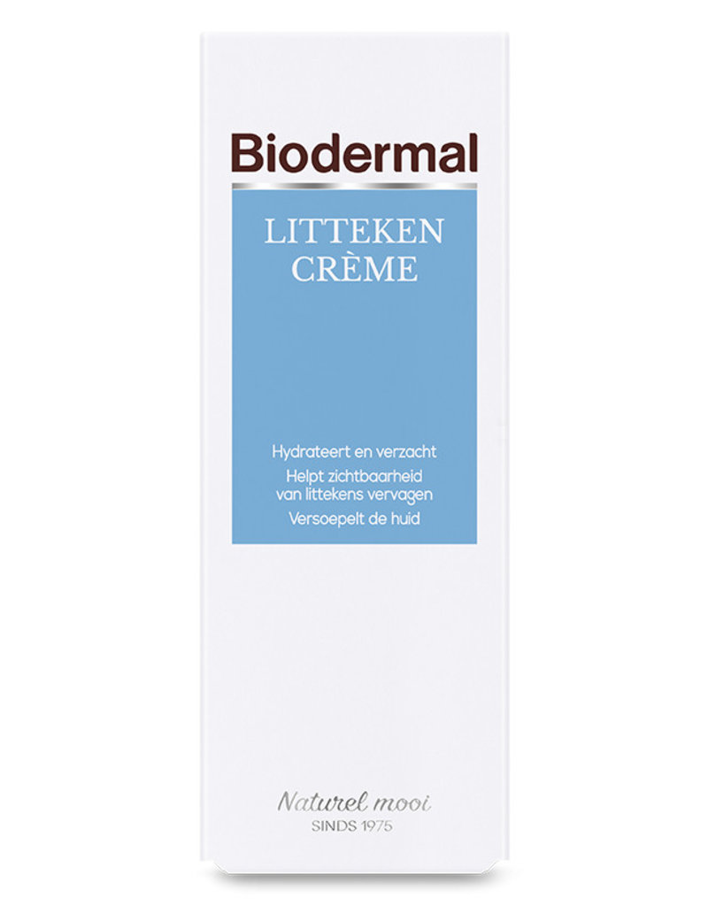 Biodermal Littekencrème