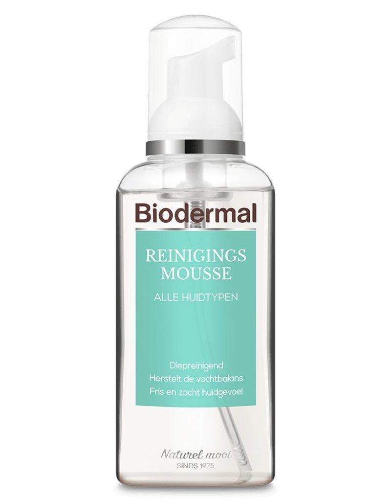 Biodermal Reinigingsmousse