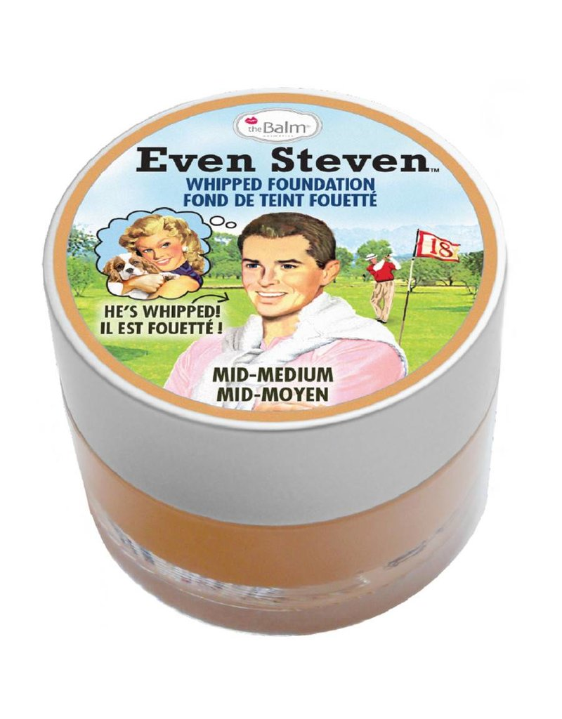 theBalm Even Steven Foundation - Mid-Medium