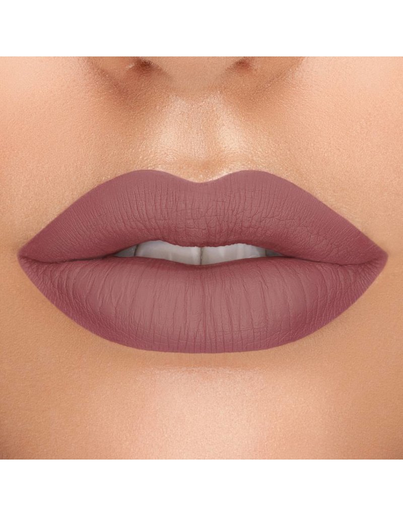 NABLA Dreamy Matte Liquid Lipstick - Fetish Mauve