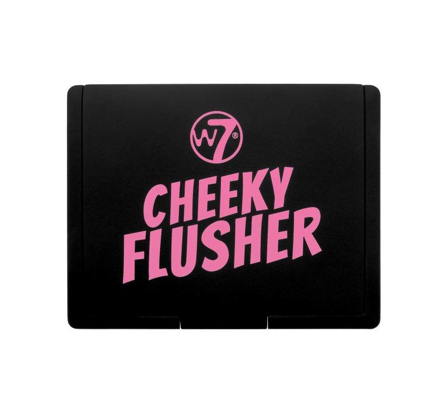 Cheeky Flusher