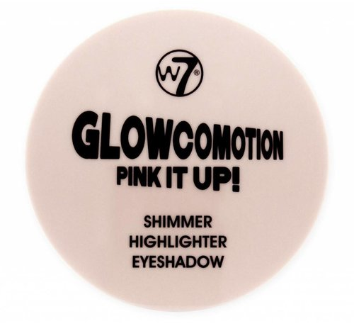 W7 Make-Up Glowcomotion Pink It Up! Shimmer - Highlighter - Eyeshadow