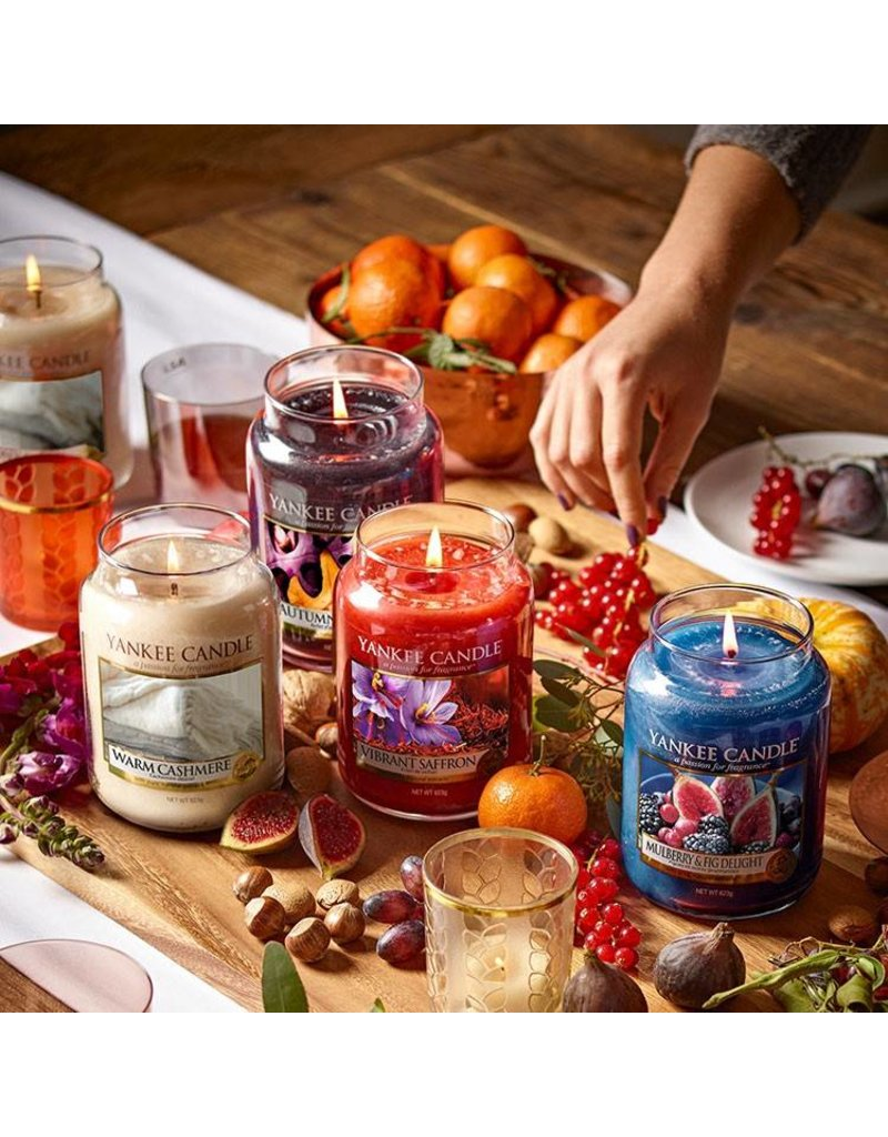 Yankee Candle Mulberry & Fig Delight - Large Jar