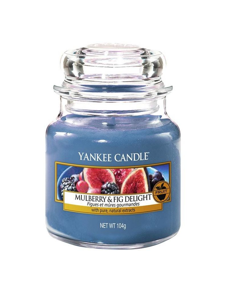Yankee Candle Mulberry & Fig Delight - Small Jar