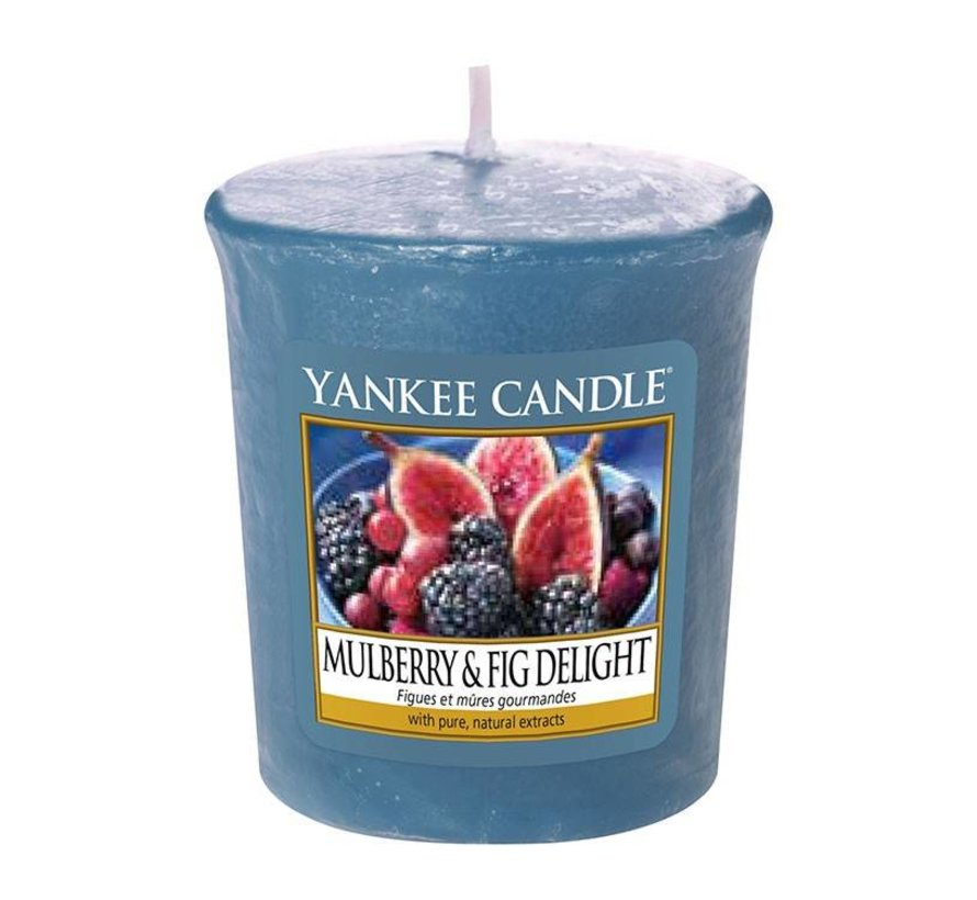 Mulberry & Fig Delight - Votive