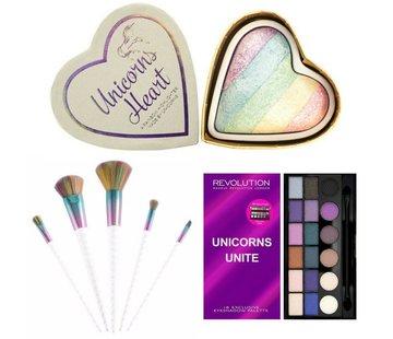 Makeup Revolution Ultimate Unicorn Bundel