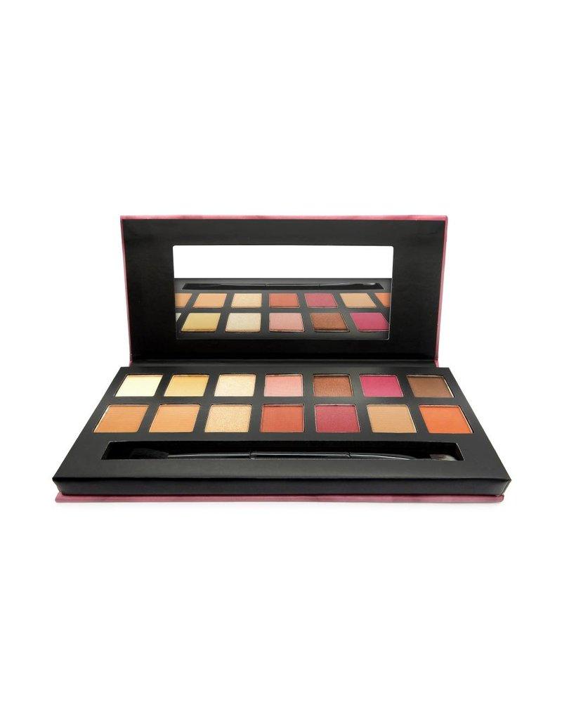 W7 Make-Up Delicious Eyeshadow Palette - Oogschaduw