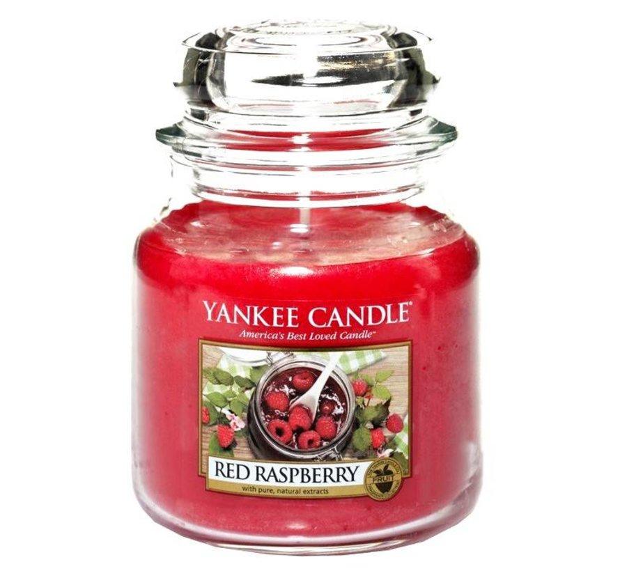 Red Raspberry - Medium Jar