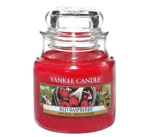 Yankee Candle Red Raspberry - Small Jar
