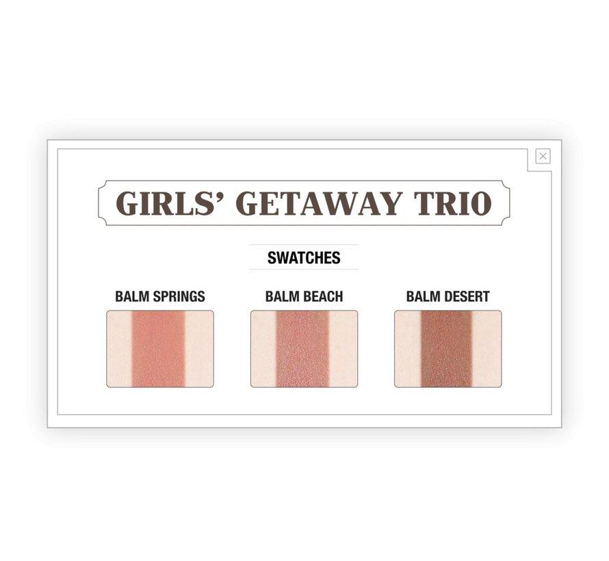 Girls Getaway Trio