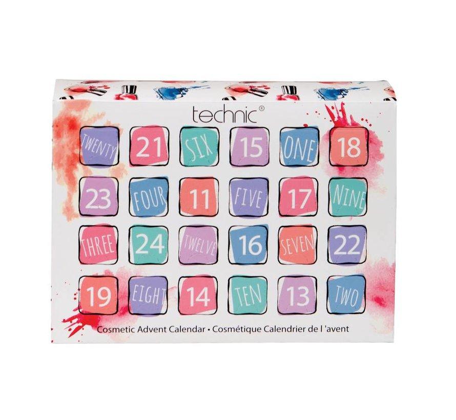 Mini Nail Advent Calendar
