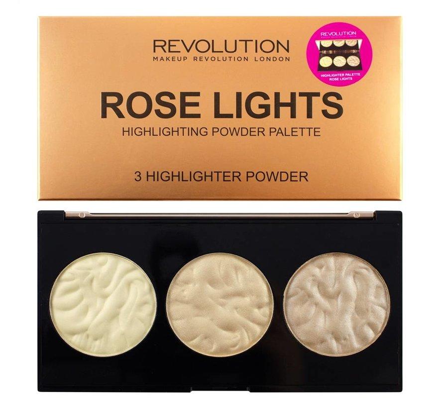 Rose Lights Highlighter Palette - Highlighter