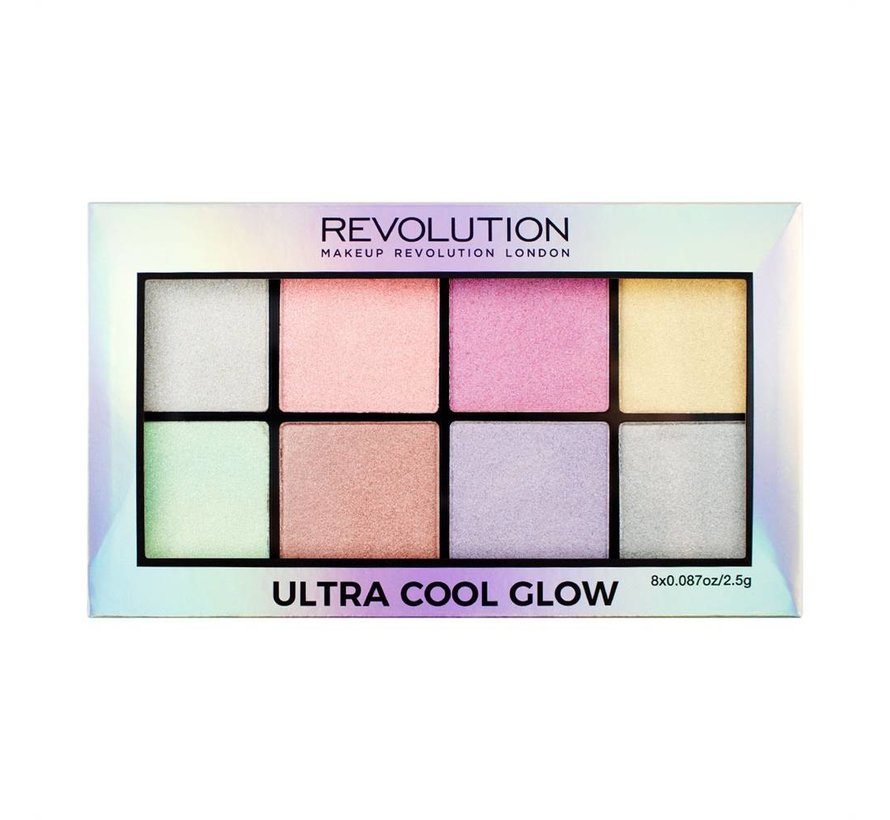 Ultra Cool Glow Palette