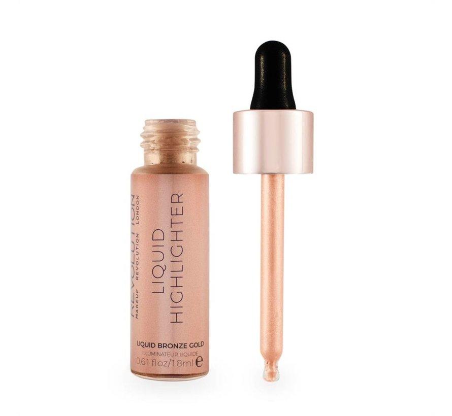 Liquid Highlighter - Bronze Gold