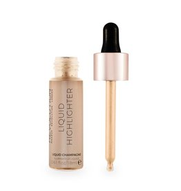 Makeup Revolution Liquid Highlighter - Champagne