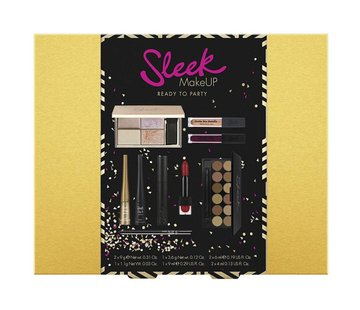 Sleek MakeUP Ready To Party Gift Set