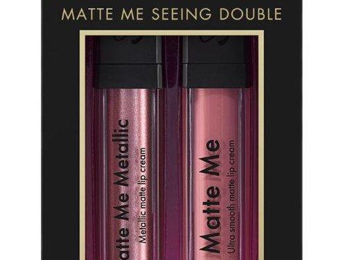 Sleek MakeUP Full Size Matte Me